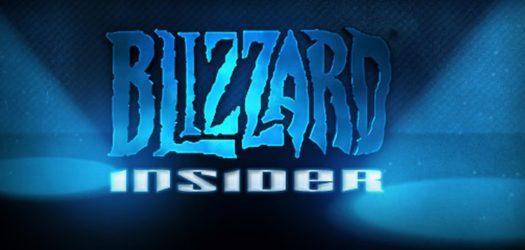 Blizzard Insider