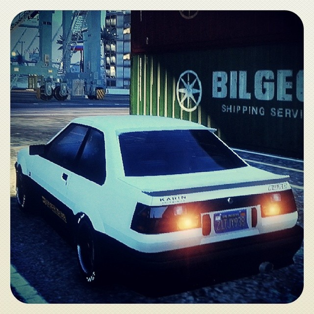 GTA V FTW ;) - from Instagram