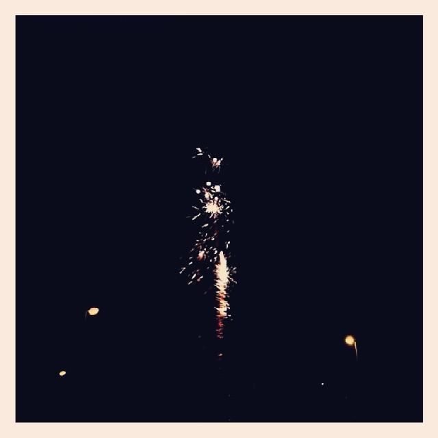 Das erste Bild im neuen Jahr - from Instagram