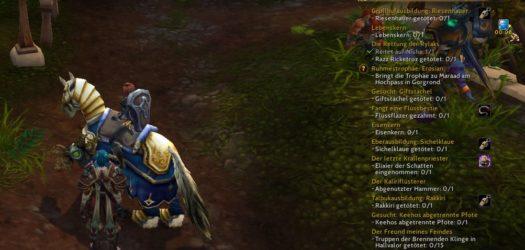 Ingame Schriftarten in World of Warcraft ändern