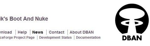 DBAN - Darik's Boot And Nuke » BheimseinBlog