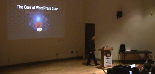 Jake Goldman - The Core (IA) of WordPress Core