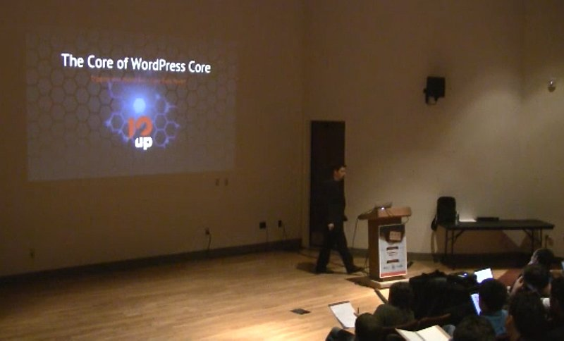 WordPress: Jake Goldman – The Core (IA) of WordPress Core