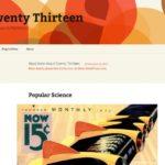Twenty Thirteen