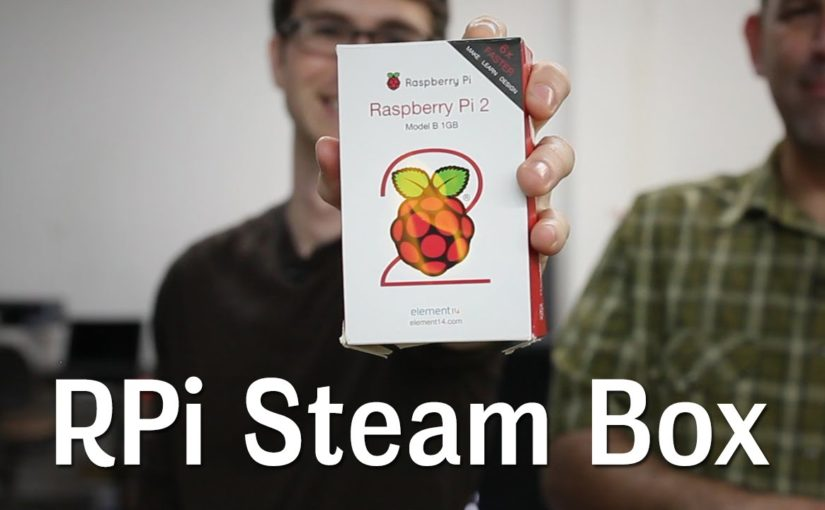 PC Games Streaming mit dem Raspberry Pi 2