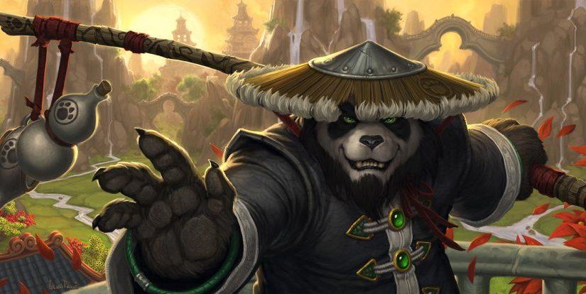 """BlizzCon 2011: Pandaren und der Mönch – Neues Volk und neue Klasse in """"Mists of Pandaria"""""""