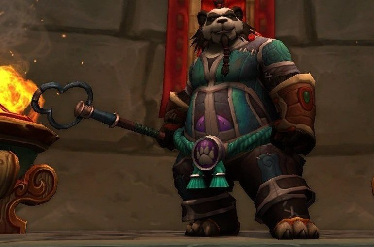 Mists of Pandaria: Character Creation Screen Update
