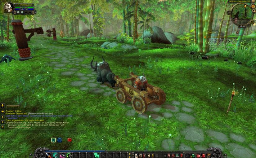 Mists of Pandaria: Beta Tagebuch – Tag 2