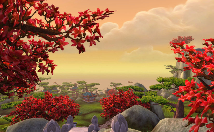 Mists of Pandaria: Beta Tagebuch – Tag 1
