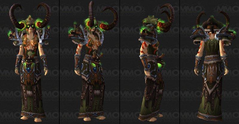 Mists of Pandaria: Hexenmeister Challenge Mode Set, MoP Musik Update und das Grand Expedition Yak Mount