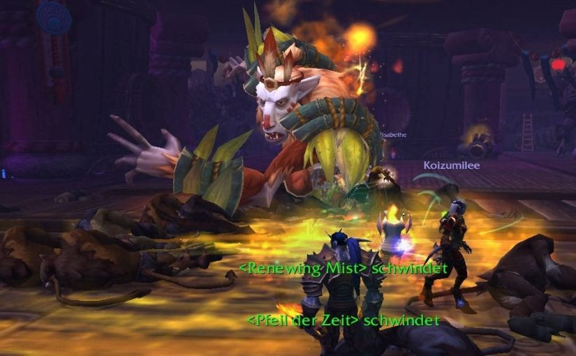 Mists of Pandaria: Beta Tagebuch – Tag 6