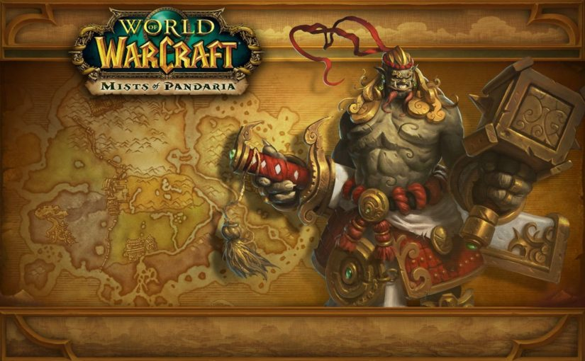 Mists of Pandaria: Neue Maps und Loading Screens