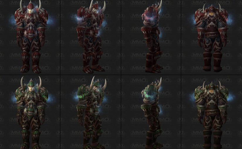 Mists of Pandaria: PTR-Patch 5.2 – Schamane und Todesritter T15 Set Preview