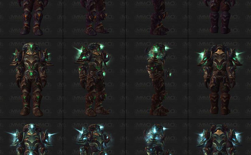 PTR-Patch 5.4: Todesritter T16 Set (Screenshot und Video)
