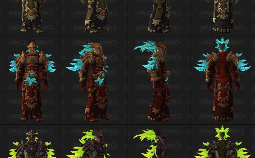 PTR-Patch 5.4: Druide, Schurke und Paladin T16 Sets (Screenshots)
