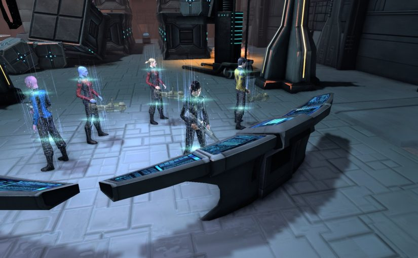 Star Trek Online – Offene Beta im Januar 2010