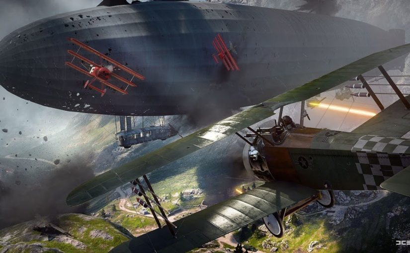 E3 2016: Battlefield 1 – Gameplay und Multiplayer Trailer