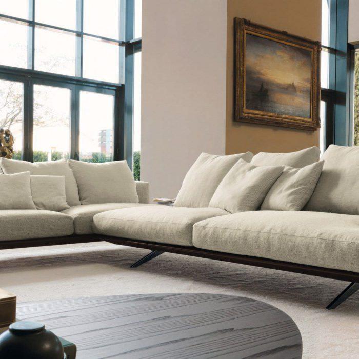 Platz sofa-