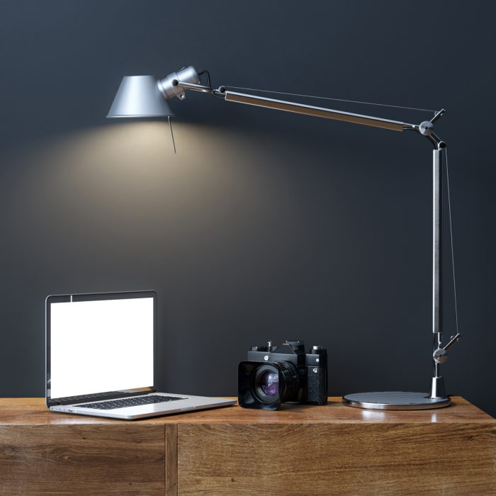 Artemide-Tolomeo table