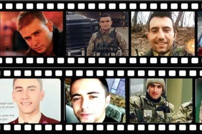 Afrin'de Şehit Olan Tüm Askerlerimiz ve Hayatları