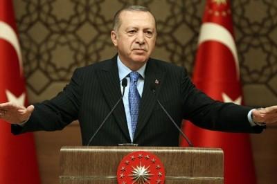 Erdoğan'ın Oy Oranı Şuan Yüzde 55