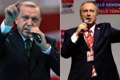Muharrem İnce Cumhurbaşkanı Erdoğan ile Görüştü