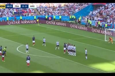 Arjantin Fransa Maçının Özeti Golleri Video İzle