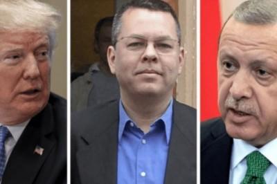 Rahip ve O'nun Ailesi Erdoğan'a Duacı