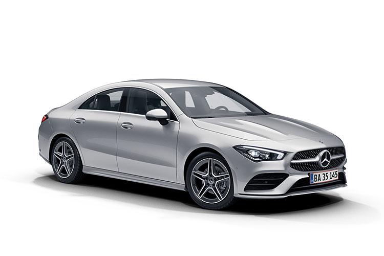 Mercedes-Benz CLA Coupé | Motornova