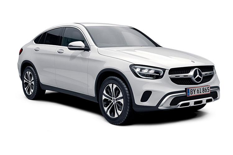Mercedes-Benz GLC Coupé | Motornova