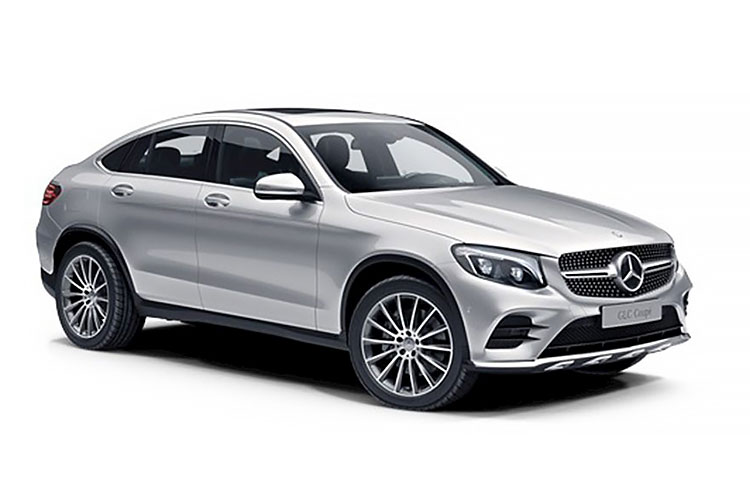 Mercedes-Benz GLC Coupé | Motornova