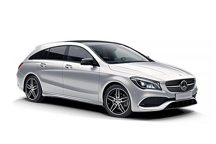 Mercedes-Benz CLA Shooting Brake | Motornova
