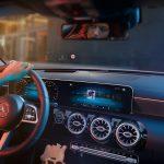 Premiär för nya Mercedes-Benz A-Klass