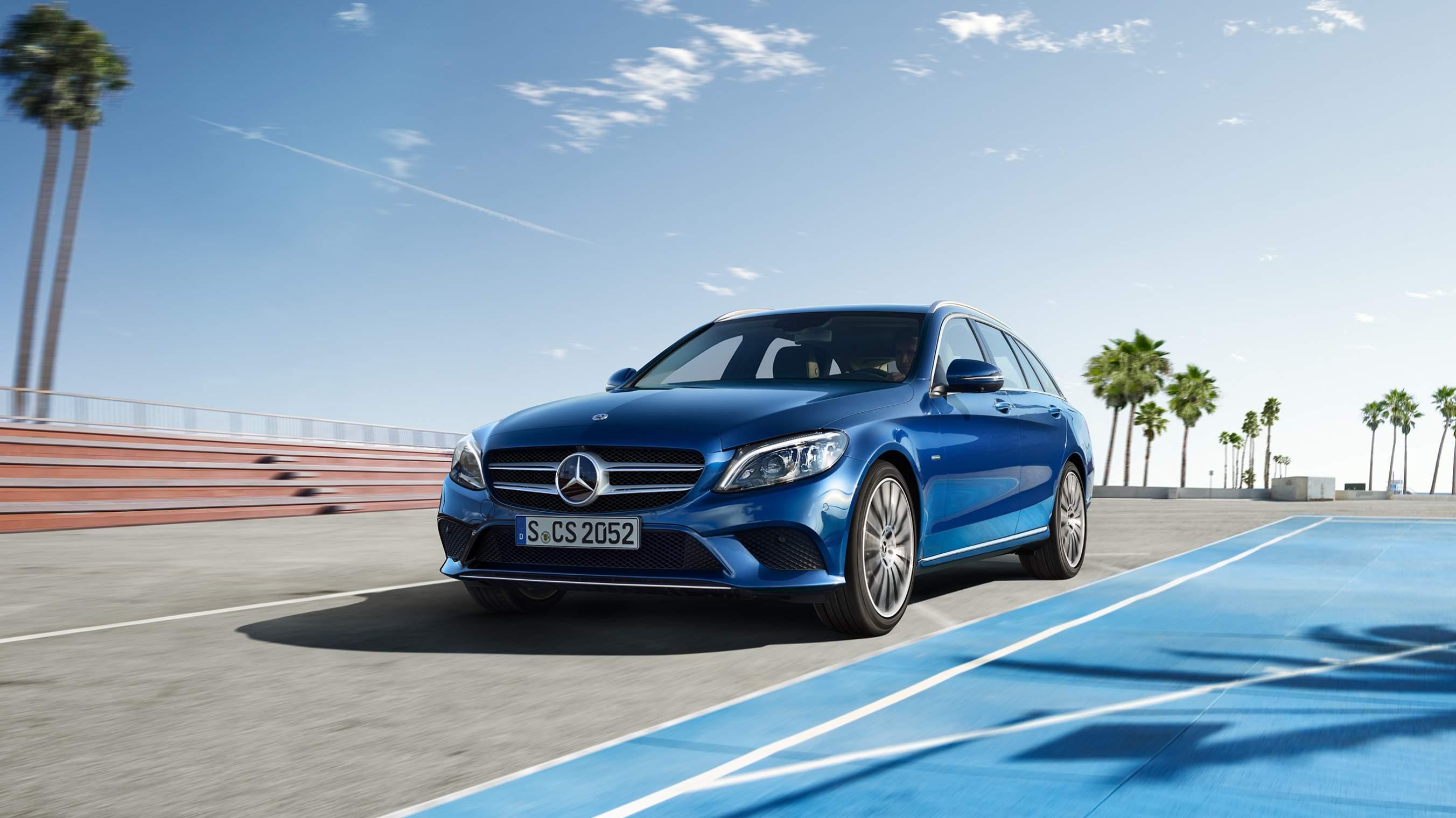 Mercedes-Benz C-Klass FleetEdition hos Björkholm bil i Skövde
