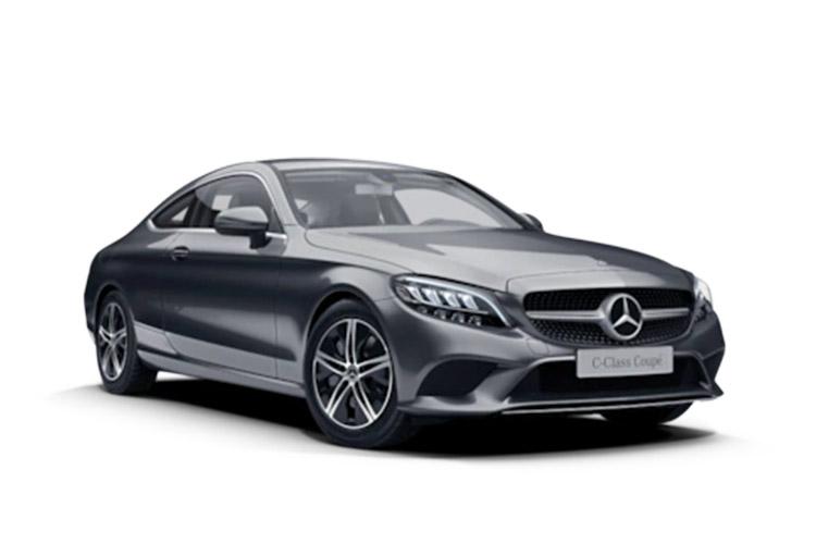 Mercedes-Benz C-Klass Coupé   Motornova
