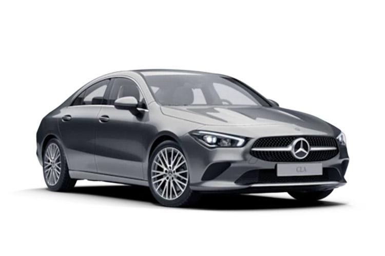 Mercedes-Benz CLA Coupé   Motornova