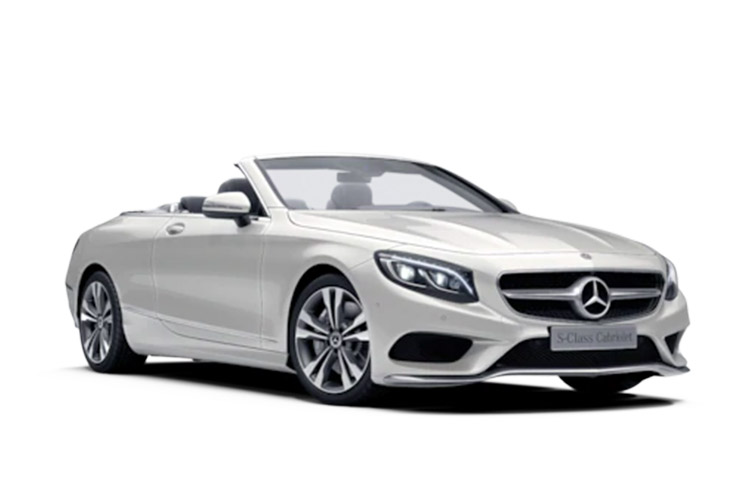 Mercedes-Benz S-Klass Cabriolet   Motornova