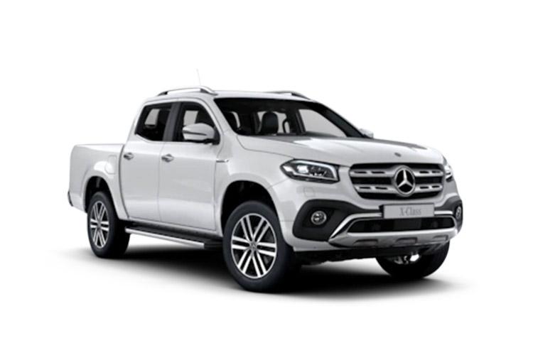 Mercedes-Benz X-Klass   Motornova