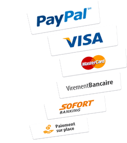 many payment options
