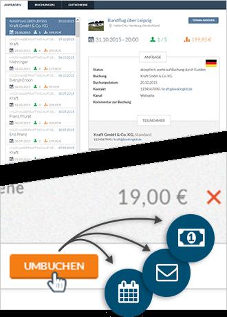 Rechnungen Erstellen Mit Der Bookingkit Software Bookingkit