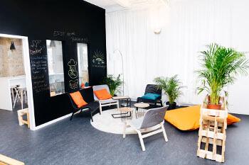 Bürobilder Lounge