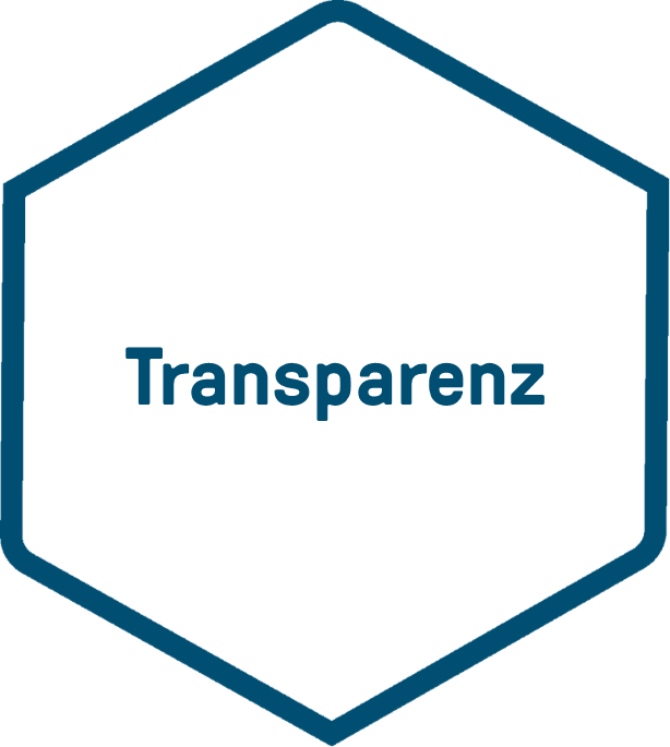 icon transparenz