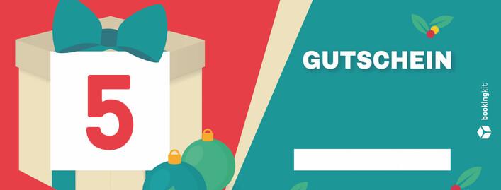 Geschenke-Hauptsaison! Die 5 wichtigsten Argumente für deinen Gutscheinverkauf zu Weihnachten