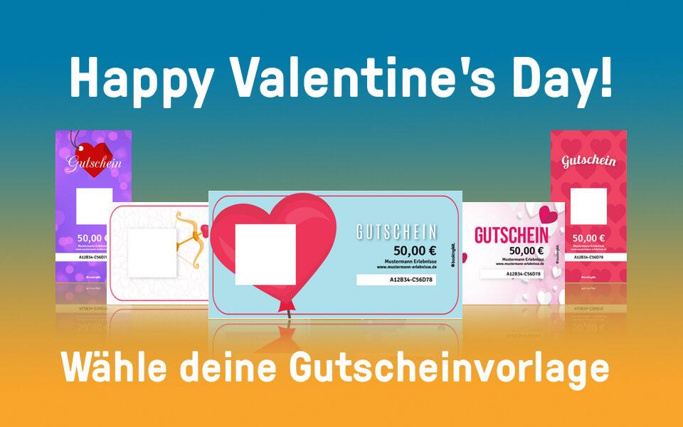 Gutschein-Design-_Freizeitanbieter Umsatz Valentinstag