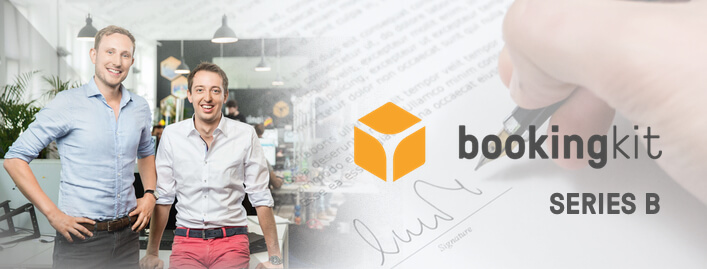 Series B Funding Round: bookingkit Receives Fresh Capital, Müller Medien on Board as New Investor