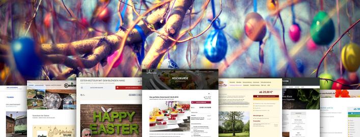 8 kreative Beispiele für erfolgreiches Oster Marketing