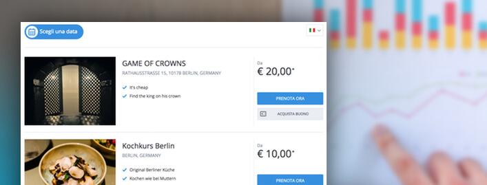 Fino al 25% di prenotazioni in più: attiva subito il nuovo bookingkit ottimizzato!