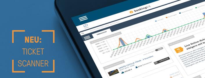 Dein Büro in der Hosentasche: Wie du mit Mobile App und Ticket Scanner viel Zeit sparst