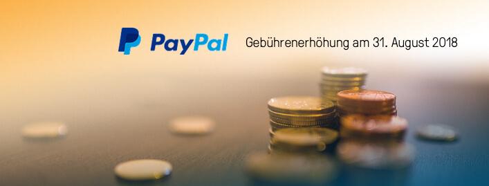 Wie Erlebnisanbieter mit bookingkit die Paypal Gebührenerhöhung umgehen können