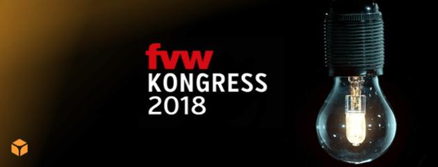 Triff bookingkit auf dem fvw Kongress 2018